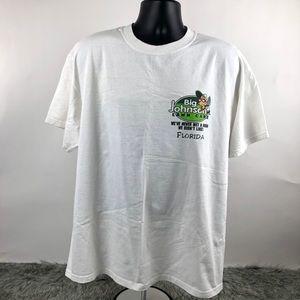 Vintage Big Johnson Lawn Care Shirt